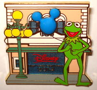 Kermit chase pin