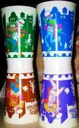 Fritos 1984 muppets take manhattan cups 1