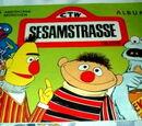 Sesamstrasse sticker album