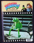 Stuart hall 1981 notebook kermit bench