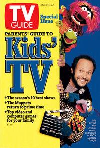 TVGUIDE March 16-22, 1996