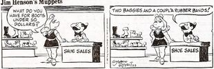 The Muppets comic strip 1982-03-09