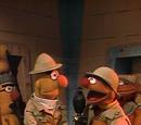 Bert and Ernie in Egypt