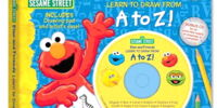 Elmo and Friends Learn to Draw from A to Z!
