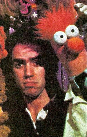 Richard and Beaker