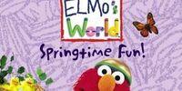 Elmo's World: Springtime Fun!