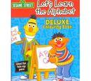 Sesame Street coloring books (Five Mile Press)