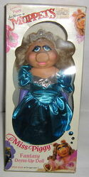 Miss piggy fantasy doll princess