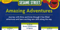 Sesame Street Amazing Adventures