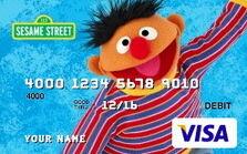 Sesame debit cards 26 ernie
