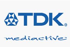 TDKMediaactivelogo