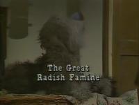 TheGreatRadishFamine