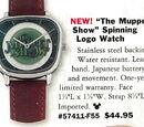 Muppet watches (Disney Store)