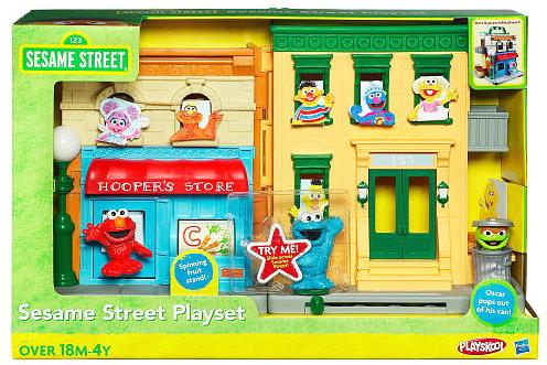 File:Sesame street playset hasbro 1.jpg