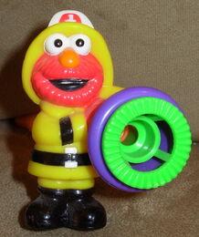 Little kids inc 2001 fireman elmo bubble toob blower 3