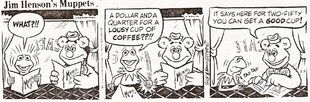 The Muppets comic strip 1982-03-05