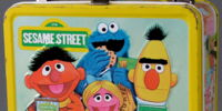 Sesame Street lunchboxes (Aladdin)