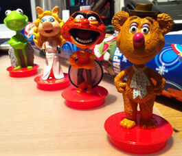 Muppet cinema character tops