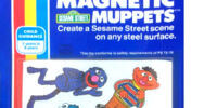 Magnetic Muppets