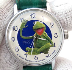Picco kermit photo watch 1