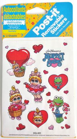 File:Post-it 1990 muppet babies stickers 1.jpg