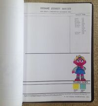 Sesame Babies Style Guide 05