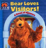 Bear Loves Visitors!