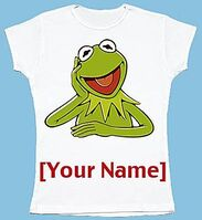 Kermit You Design It Tee