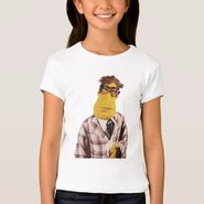Zazzle newsman shirt