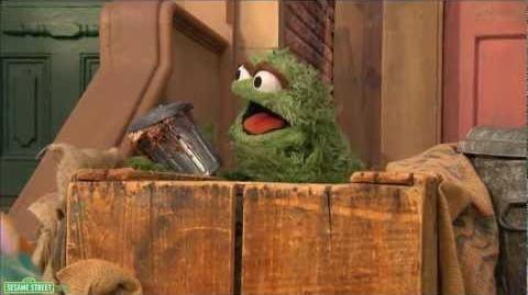 Sesame Street The Gross Grouch Song with Oscar