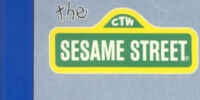 The Sesame Street Crayon