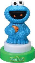 Swing light cookie monster