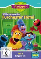 Sesamstrasse - Das Furchester-Hotel - Willkommen im Furchester-Hotel Vol