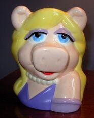 Piggy applause mug
