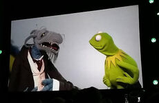 D23 puppeteer demo Deadly Kermit