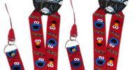 Sesame Street lanyards