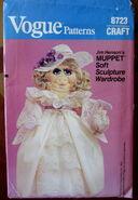 Vogue piggy soft sculpture wardrobe 1