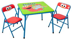 Delta Childrenu0027s Products 2011 Elmo Table Chairs