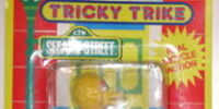 Sesame Street Tricky Trike toys