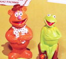 Muppets Plaster Cast and Paint Kit