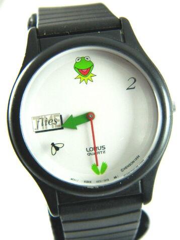 File:Lorus 1994 kermit time flies watch.jpg