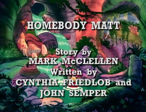 Homebodymatt