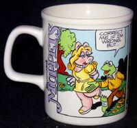 Enesco 1983 comic strip mug 1