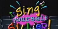 Sing Yourself Sillier at the Movies