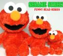 Funny Head plush