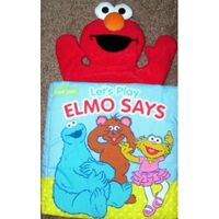 Let's Play Elmo Says