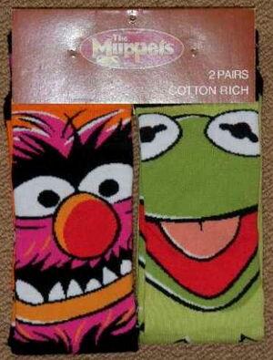 Next uk 2010 muppet socks
