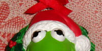 Muppet Christmas ornaments (Kurt Adler)