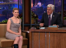 Amy adams tonight show