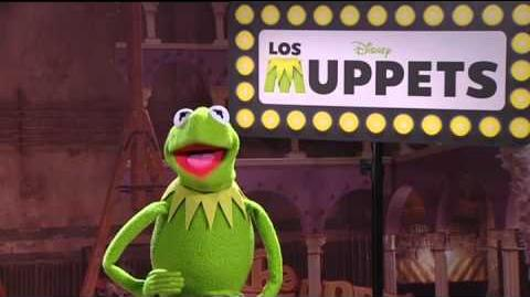 The Muppets Movie - Tweet Kermit your questions on 26th January! AskKermit